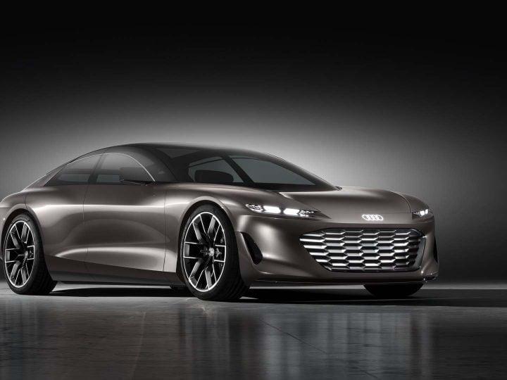 Le concept Audi Grandsphere EV construit un avenir aéro-efficace autour d'une cabine de première classe