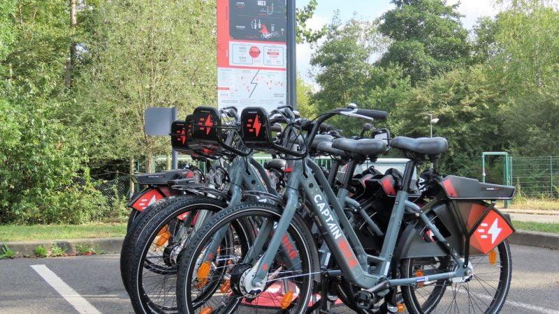Essonne. Un nouveau service de location de vélos électriques sur le campus de Paris-Saclay
