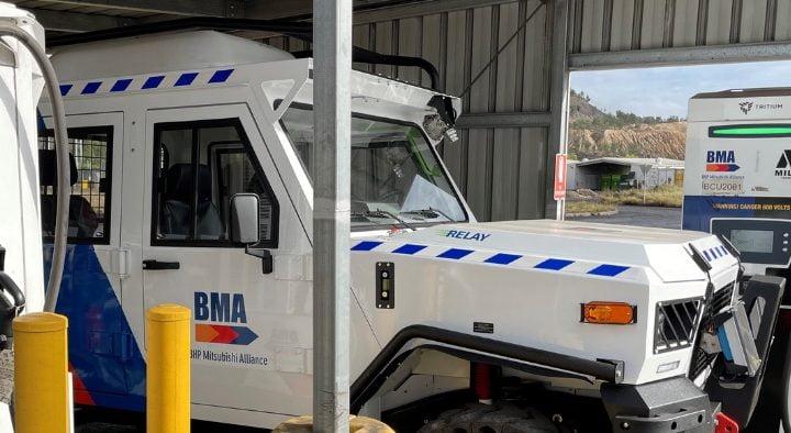 BHP entame son voyage vers les véhicules électriques