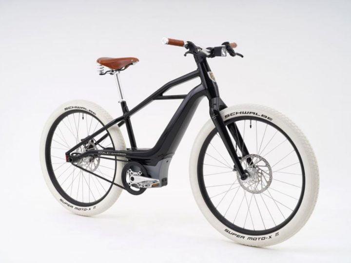 Harley-Davidson propose un vélo électrique rétro à 6000$