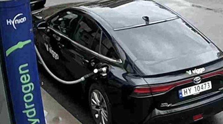 Viggo ajoute la Toyota Mirai à sa flotte norvégienne