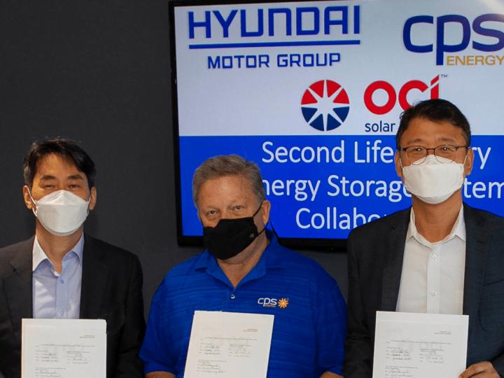 Hyundai travaille avec une société américaine sur le stockage de seconde vie