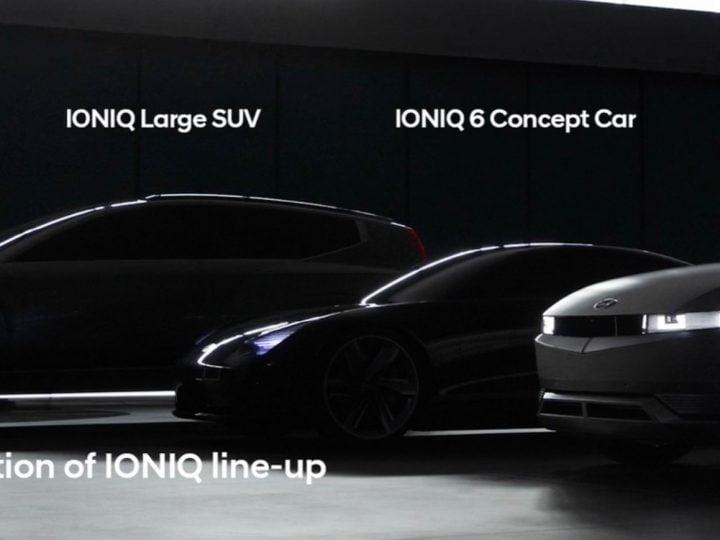 Hyundai taquine un grand SUV électrique probablement appelé Ioniq 7