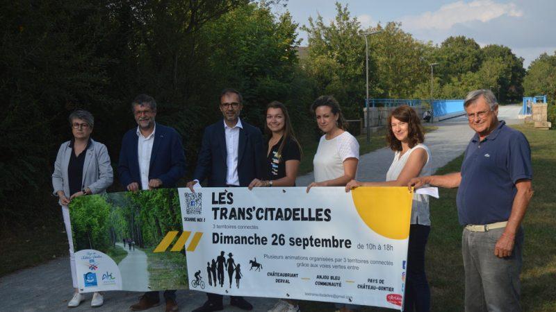 Les Trans'Citadelles : la voie verte en fête à Segré, Combrée et Pouancé, dimanche 26 septembre …