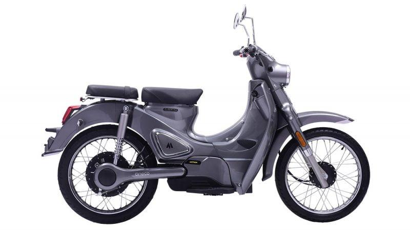 Motron Cubertino : le nouveau scooter électrique rétro à moins de 2 000 €
