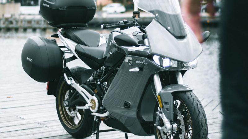 Zero offre le GT Pack à la SR/S