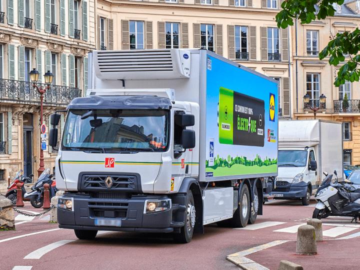 Renault Trucks propose une variante 19 tonnes du D Wide ZE