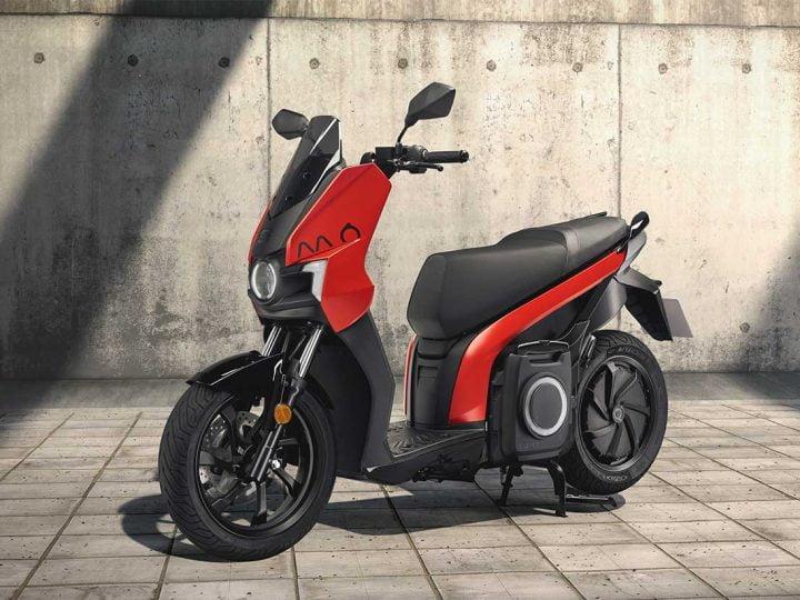 SEAT MÓ 125 : le scooter 125 électrique en 5 points