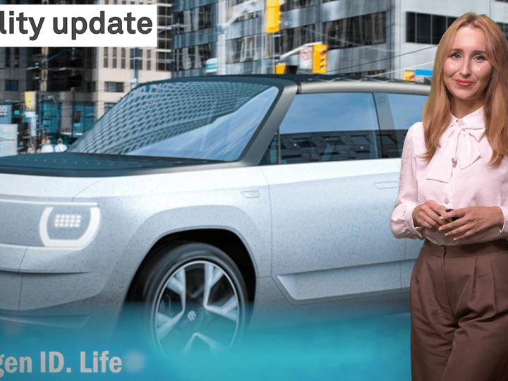 Mise à jour eMobility : Renault présente Mégane électrique, Volkswagen ID.1, Mercedes Classe G en Stromer
