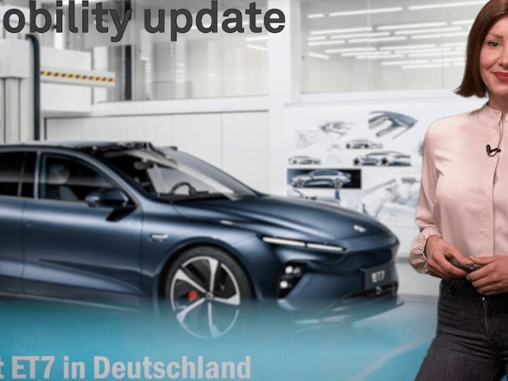Mise à jour eMobility : Nio présente ET7, Kia avec la nouvelle génération Sportage, Leonardo Hotels avec borne de recharge