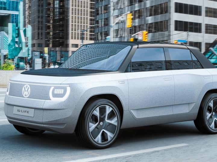 Identifiant Volkswagen.  Life: Comment la petite voiture MEB vient
