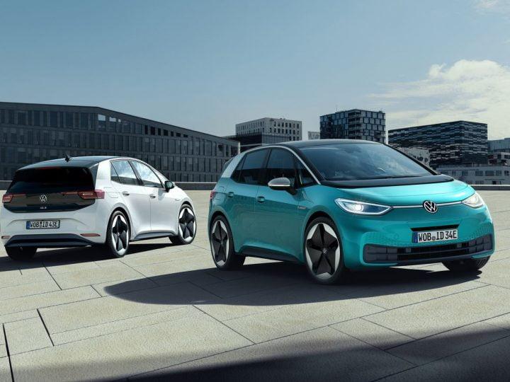 Volkswagen fait appel à ID.3 pour stimuler les ventes de véhicules électriques en difficulté en Chine